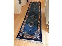 Beautiful Chinese carpet (runner
