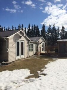 North Battleford acreage for rent