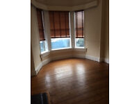 CENTRAL UNFURNISHED 2 BEDROOM GROUND FLOOR FLAT AVAILABLE NOW