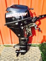 Brand new Mercury 9.9 outboard motor for Sale - Zero hours