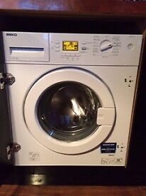BEKO WMI 71641 integrated washing machine for sale