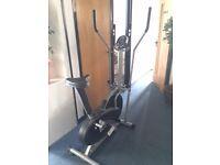 Cross Trainer/Exercise bike We'r Sport