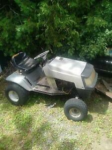 Briggs and Stratton 12HP Riding Lawn Mower