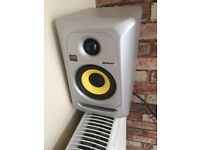 KRK ROKIT RP4 active monitors / dj speakers with boxes £150
