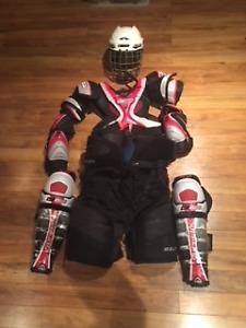 équipement hockey complet pour adulte