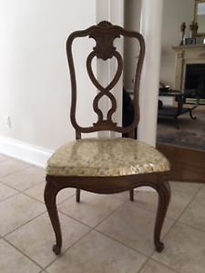 Provincial Chairs For Sale!!