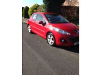 For sale - Peugeot 207 1.6s Automatic