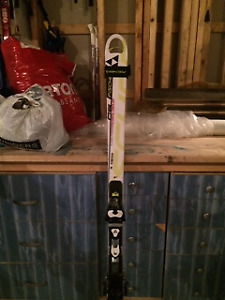 Skis et Fixations Fischer Worldcup RC4 GS 165cm