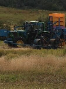 Blueberry harvester (no tractor)