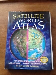 WORLD ATLAS BOOK!!!!!!!