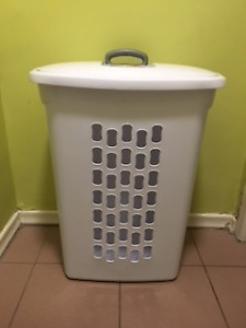 LAUNDRY and CLOTHES STORAGE HAMPERS