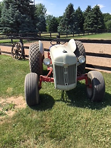 1952 Ford 8N Tractor For Sale