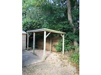 Wood Shed for sale