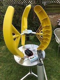 !2 Volt Wind Turbine
