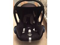 MaxiCosi Isofix Car Seat suitable from 0-13 months