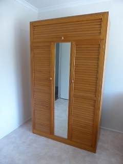 SPACIOUS PINE WARDROBE in excellent condition for sale Coopers Plains Brisbane South West Preview