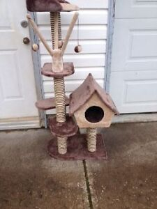 HELP A CHARITY - CAT POST FOR SALE