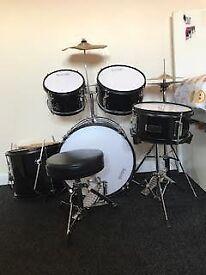 Impact Drum Kit 7 piece with Stool