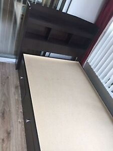 Single bed with Mattress - Must be Sold!!