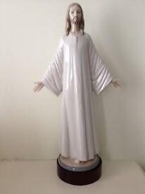 Lladro Jesus figurine