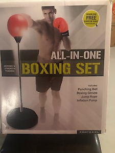 Brand New Boxing Set