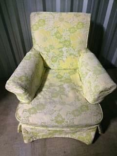 Classic, well built armchair Artarmon Willoughby Area Preview