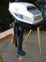 LOOKING FOR SMALL MARINE OUTBOARD WORKING OR NOT