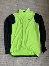2 x DHB Aeron Equinox Roubaix thermal jerseys