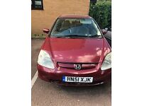 2002 Honda Civic for Sale - Great Condition!