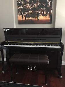 Steigerman Piano in Excellent condition