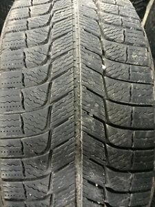 4 winter tires Michelin X ice 225/45r17