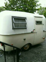 NEW PRICE  Boler Trailer Camper