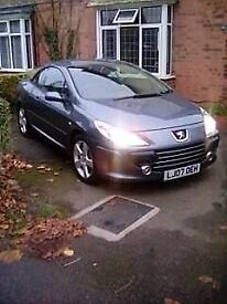Peugeot 307 cc Sport **Imaculate condition 35,000 miles**