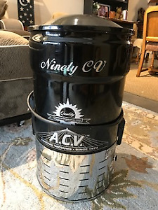 Central Vac - Ninety CV by ACV Central Vaccuums