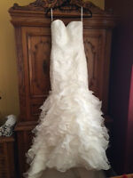 San Patrick Wedding Dress for Sale