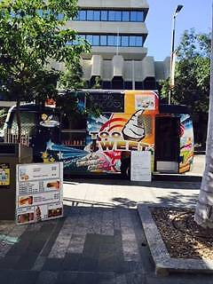 FOOD AND ICE CREAM VAN FOR SALE- GREAT BUSINESS FOR SALE Kirwan Townsville Surrounds Preview