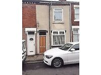 **LET BY** 2 BEDROOM TERRACE-GLENDALE STREET-COBRIDGE-LOW RENT-DSS ACCEPTED-NO DEPOSIT-PETS WELCOME^