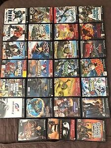 Sony Playstation 2 with 25+ Games included