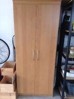 Wardrobe - storage cabinet
