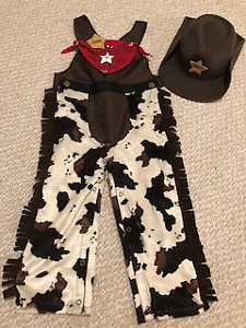 Adorable Sheriff's Costume from Gymboree!
