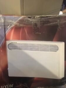 New Noma Wall Mount Convector Heater for Sale