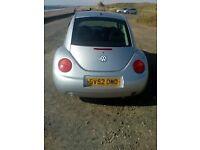 Volkswagen 2002 Beetle