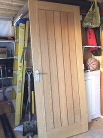 Oak Internal Door