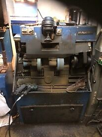 Hardo Finisher - Shoe Repair Machine - Good Condition
