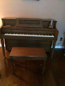 Mason and Reisch Piano