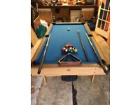 BCE 6ft Pool Table