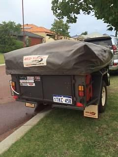 2009 Off Road Red Earth Camper Tapping Wanneroo Area Preview