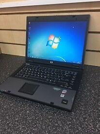 HP COMPAQ 6710B BUDGET LAPTOP (ONLY £89.00)