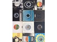 45rpms records