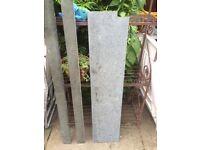 marble/slate kitchen utility worktop